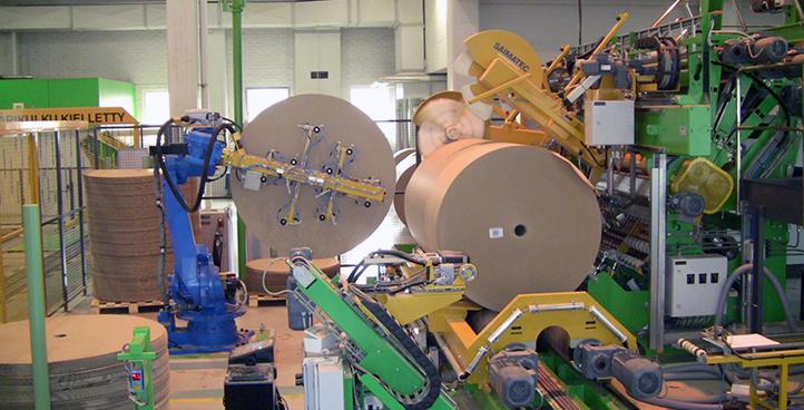 RoboWrap Shuttle